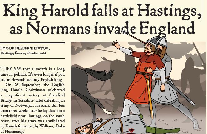 King Harold image