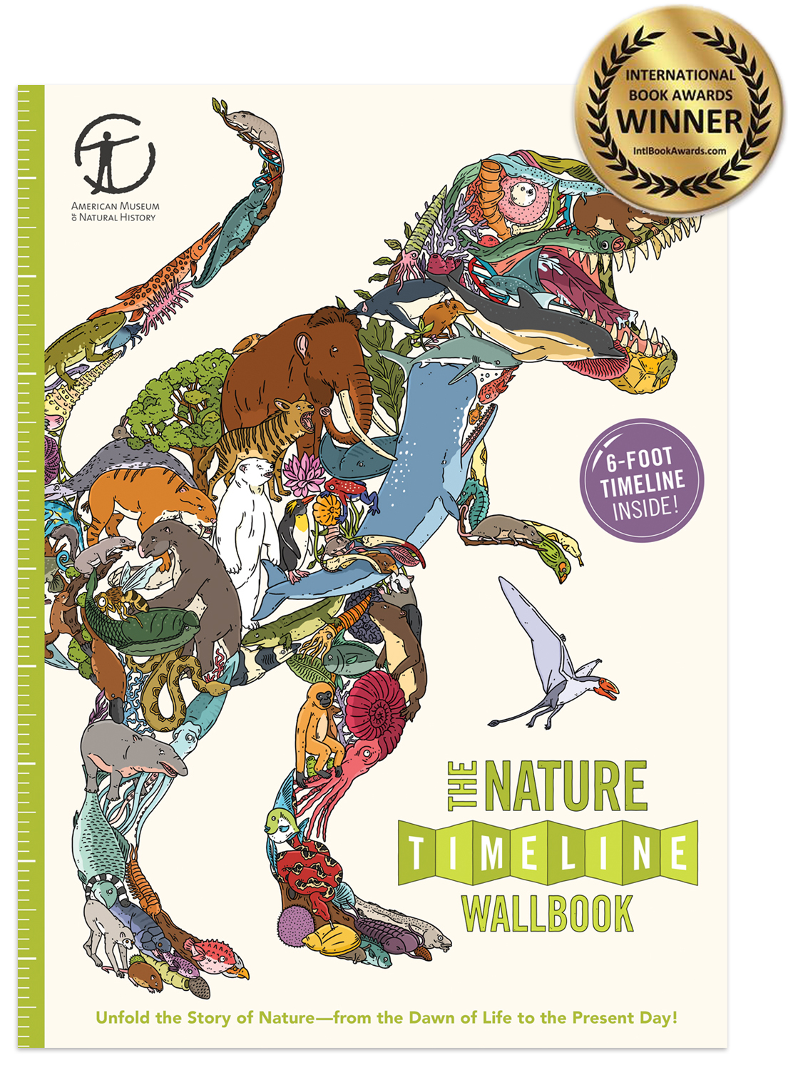 Winner - AMNH-Nature-Cover-web